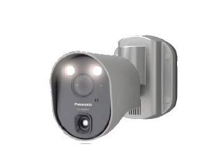 Panasonic draadloze videocamera VL-WD812EX