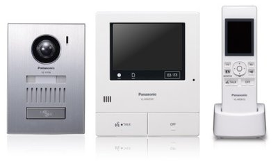 Panasonic draadloze intercom