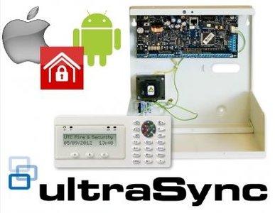Aritech Advanced ATS1500A-IP incl. ATS1135 lcd/prox PAKKET