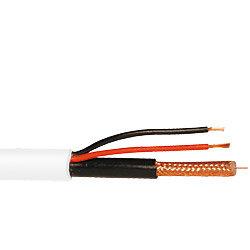 RG59 Coaxkabel + 2x0,5 mm2